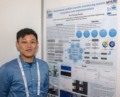The Student Poster Competition at OCEANS 2019 Marseille