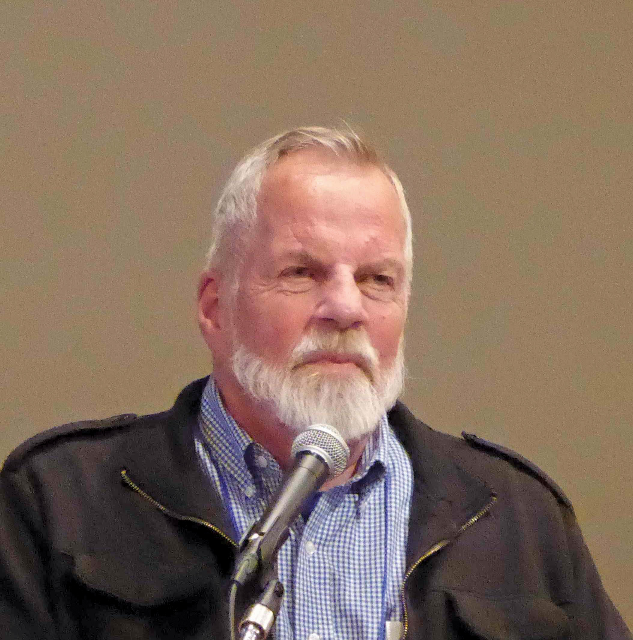 Obituary On D Richard Dick Blidberg The Ieee Oceanic Engineering Society